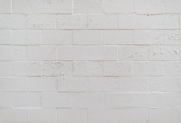 Painted brick background