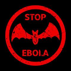 Stop Ebola Warning Sign