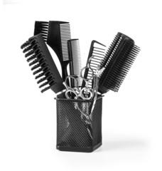 Black Hair combs set