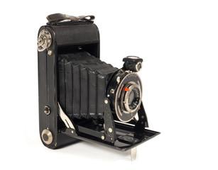 alter antiker fotoapparat