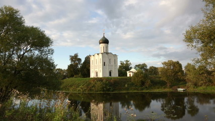 Church of Intercession of Holy Virgin on Nerl River