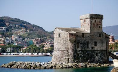 Rapallo, il castello