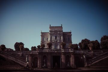 Italy, Rome, Villa Doria Pamphilj