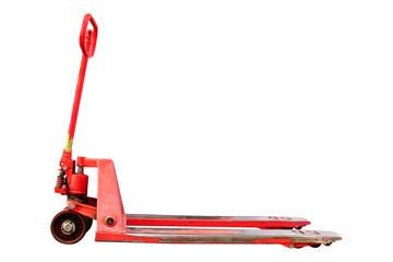 The image of manual loader