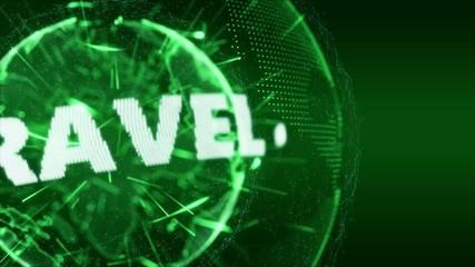 World News Travel Finance Intro Teaser green