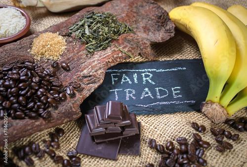 Produkte aus fairem Handel - 78462054
