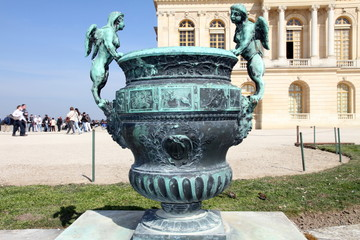 France - Ile de France - Yvelines - Versailles palace garden
