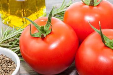 Tomates naturales