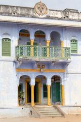 Indian home in Pushkar, Rajasthan, India