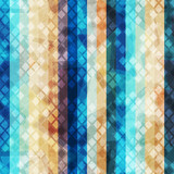 retro stripe seamless pattern
