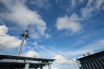 ship lookout mast