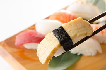 握り寿司 たまご