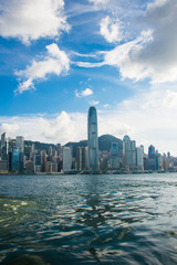 View of Hong Kong during the day