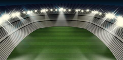 Generic Stadium Night