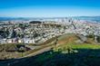 Twin Peaks, San Francisco, California, USA