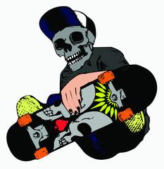 Possessed to Skate