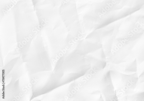 canvas print picture crumpled paper