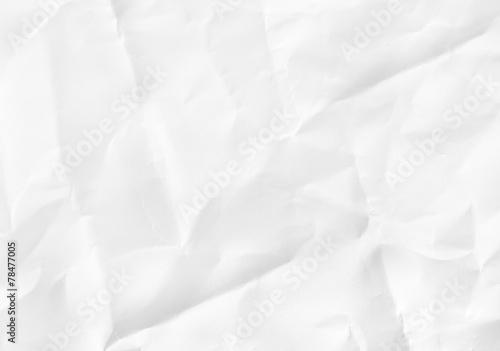 Fototapeta crumpled paper