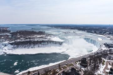 Niagara Fälle Totale
