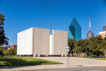 John F. Kennedy Memorial Plaza in Dallas