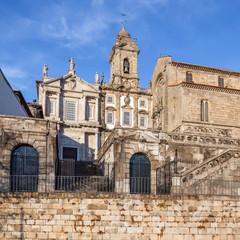 Sao Francisco Church of Porto, Portugal