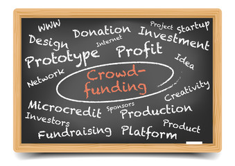 Blackboard Crowdfunding
