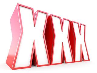 XXX red tag - Triple X