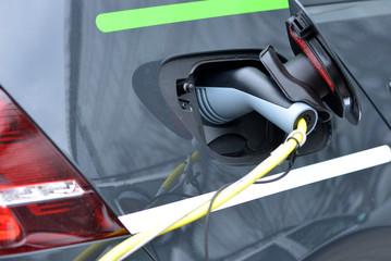 Elektroauto betanken