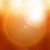 Fototapety Lens flare
