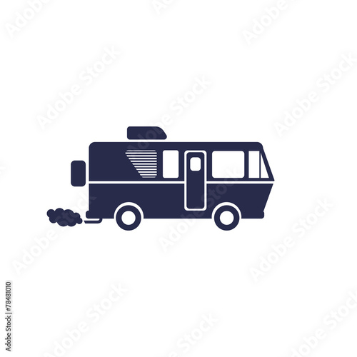 RV symbol - 78481010