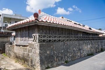 琉球文化 古民家