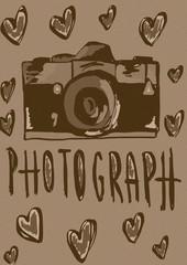 I love photograph vintage