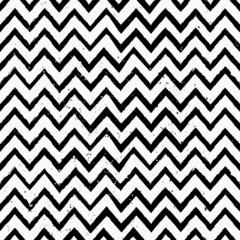 Hand Drawn Chevron Seamless Pattern