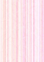 手漉き和紙風桃色縞