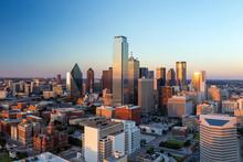 """Постер, картина, фотообои """"Dallas, Texas cityscape"""""""