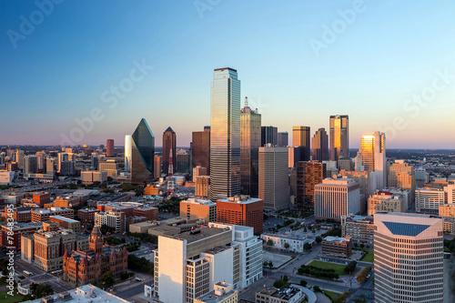 Dallas, Texas cityscape - 78483495