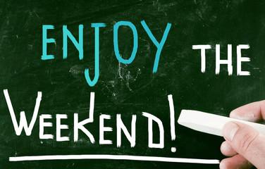 enjoy the weekend!