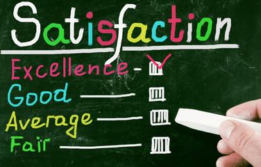 satisfaction concept
