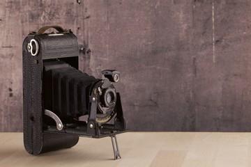 macchina fotografica soffietto 1915