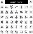 Iconset People