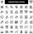 Iconset Real Estate