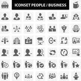 Iconset People Business