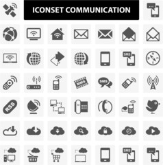 Iconset Communication