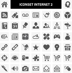 Iconset Internet 2