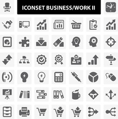 Iconset Business Work 2