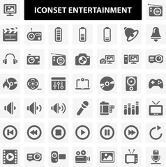 Iconset Entertainment