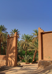 gate to oasis