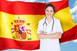 Spanish Female Doctor