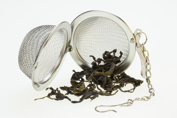 Tea Infusing Basket - Chinese Green Tea