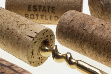 Corks and Corkscrew
